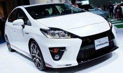 Toyota Prius 2016 - еще более экологичный