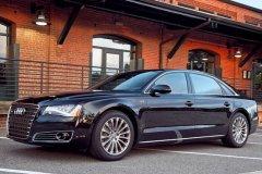 Audi A8 L Security – для тех, кто ценит безопасность!