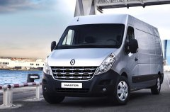 Renault Master 2012 года