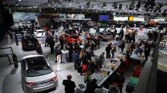 Главные бизнес-седаны автосалона во Франкфурте