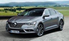 Renault Talisman – презентабельный представитель D-класса