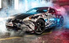 Перспективные бизнес-проекты автомобильной тематики – аэрография