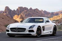 Mercedes SLS AMG –самый быстрый автомобиль компании «Мерседес»