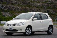 Toyota Etios: расширяя горизонты