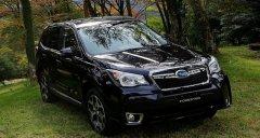"""Рестайлинг кроссовера Subaru Forester – """"виртуальные"""" обновления"""
