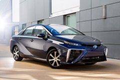 Новое поколение автомобилей, которые работают на водороде