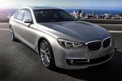 BMW 7 - инновация и роскошь 2015 года