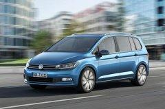 Компактвэн Volkswagen Touran – семейный любимец