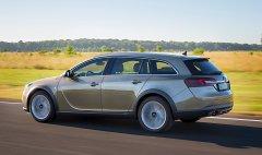 Универсал Opel Insignia Country Tourer – отличное семейное авто