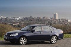 Chevrolet Epica – элегантный седан среднего класса