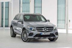Кроссовер Mercedes GLC
