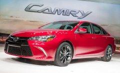 Седан Toyota Camry – сочетание надежности, практичности и экономичности