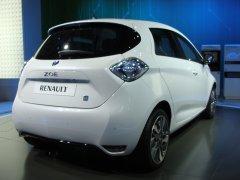 Renault Zoe – электромобили светлого будущего