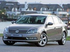 Новый Passat от Volkswagen седьмого поколения
