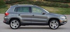 Универсал Tiguan от Volkswagen