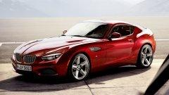 """Купе BMW Zagato – аэродинамический """"эксклюзив"""""""