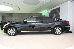 Премиум седан Hyundai Equus Limousine – первые шаги к новым завоеваниям