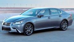 Четвертое поколение автомобиля Lexus GS