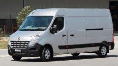 Фургон Renault Master – для тех, кто умеет считать деньги