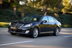 Седан представительского класса Hyundai Equus