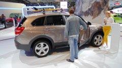 Объявления Шевроле Каптива – разные варианты продажи бу авто