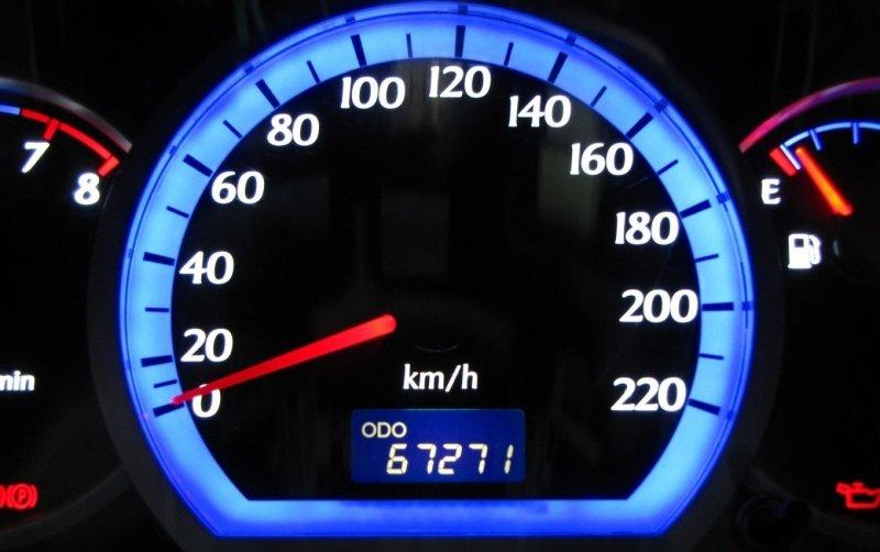 Как можно узнать и проверить реальный пробег автомобиля