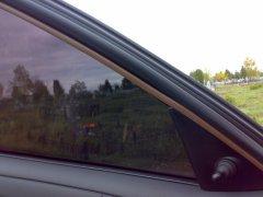 Замена уплотнителя на дверях автомобиля