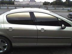 Зеркальная тонировка автомобиля: плюсы и минусы