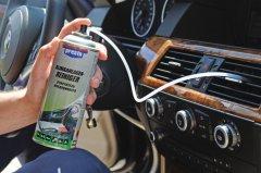 Очиститель кондиционера автомобиля - какой лучше выбрать для самостоятельной очистки?