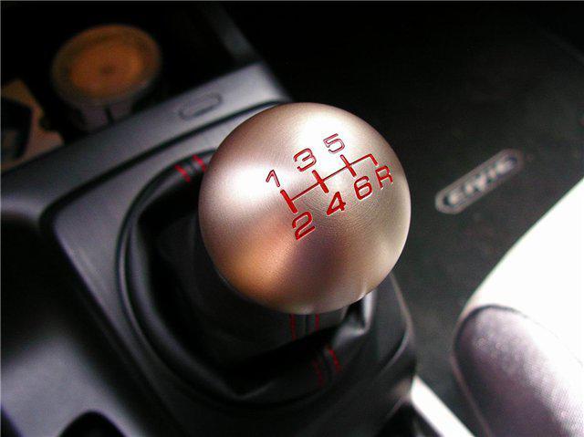 ручка переключения передач КПП