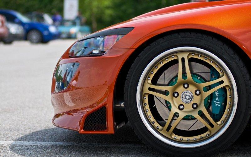 Резина и аэродинамика автомобиля