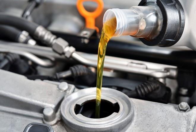 Замена масла после обкатки двигателя