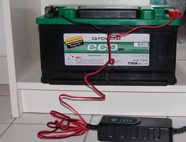 устройства для подзарядки аккумулятора