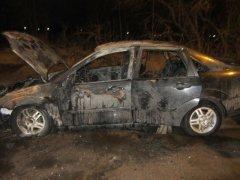 Сгорел автомобиль: что делать?