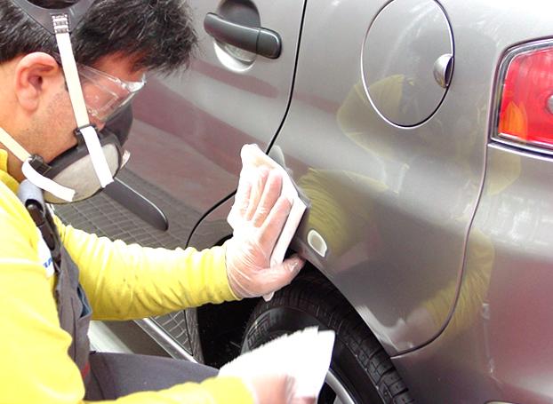Що таке локальний ремонт кузова і як його виконують?