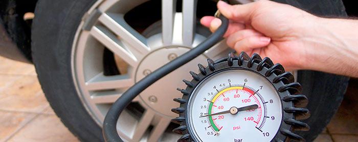 Проверяем шины автомобиля