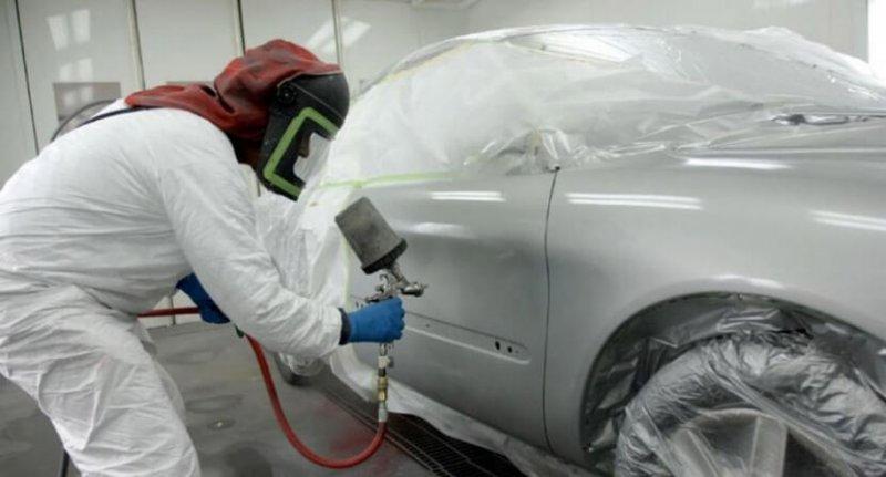 бар'єрний спосіб захисту автомобіля від корозії