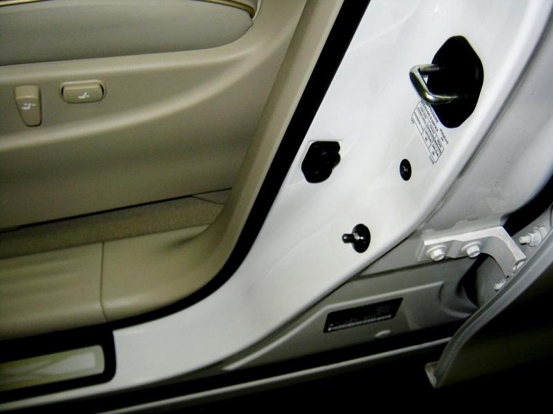 Доводчики дверей и багажника
