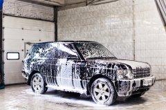 Як уникнути пошкодження кузова автомобіля на автомийці?