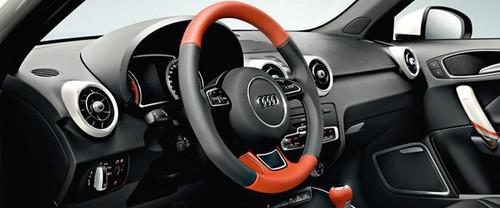 Установка спортивного рулевого колеса
