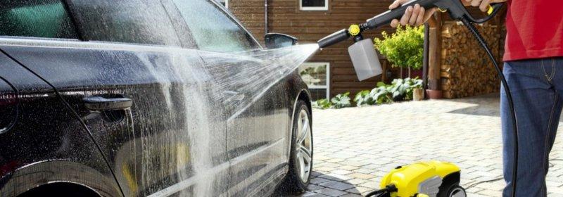 Рекомендації по правильній мийці автомобіля
