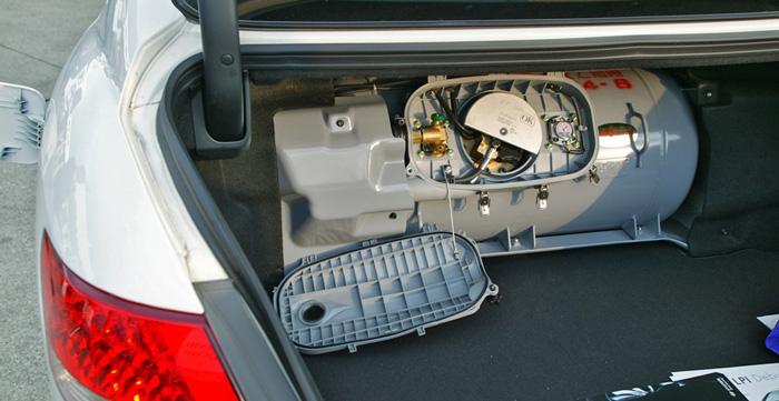 Недоліки газового обладнання на машині
