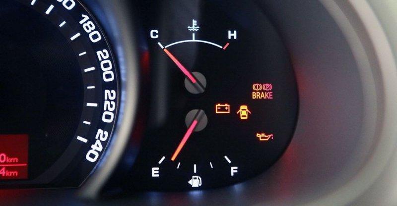 Скорость прогрева двигателя