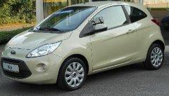 Новый Ford Ka 3 2014