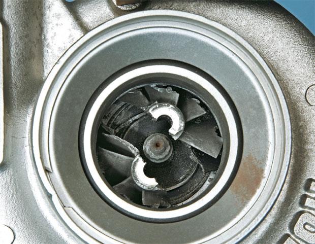 Проблеми з експлуатацією турбованих двигунів