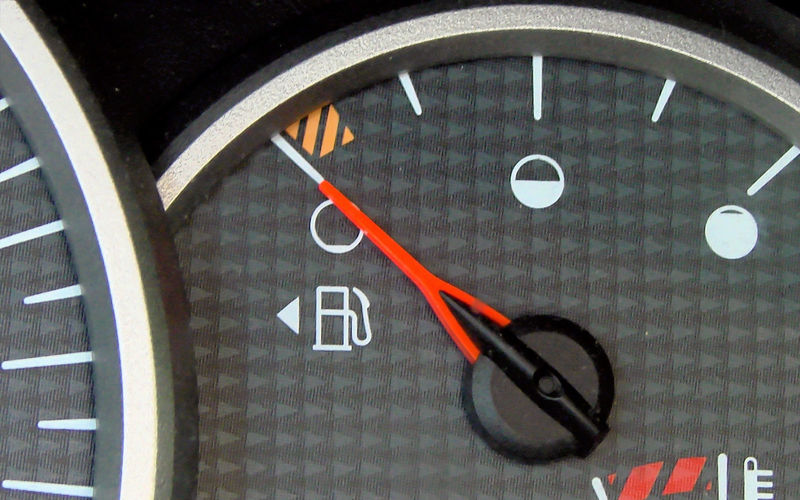 Покажчик бензобака