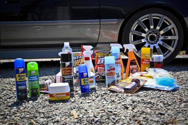 Как правильно выбрать автохимию для ухода за автомобилем?