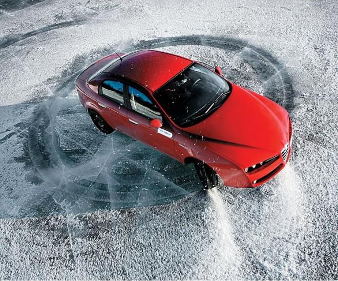 Як уникнути виникнення заносу автомобіля на сніговій дорозі?