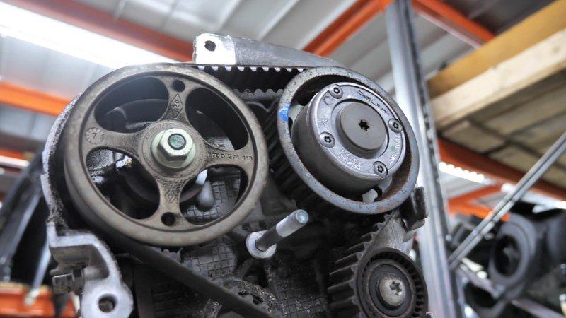 Экономия на обслуживании двигателя