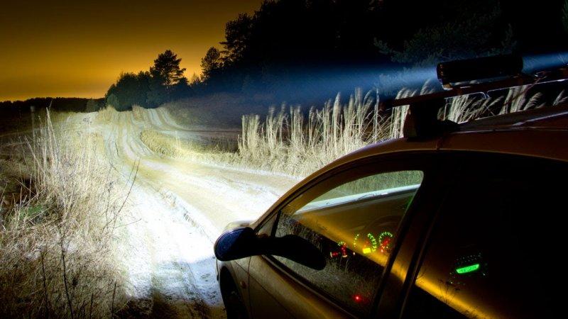 Експлуатація світлодіодних фар